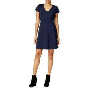 NWT Maison Jules Blue Knit Dress XXL